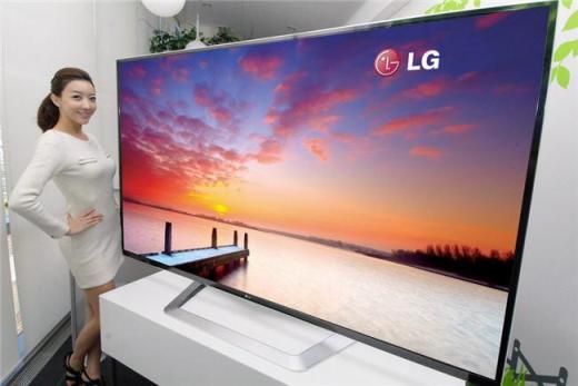 LG 8k