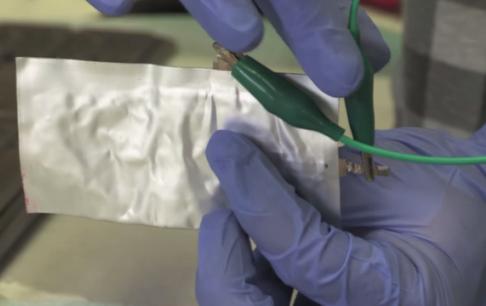 aluminum ion battery