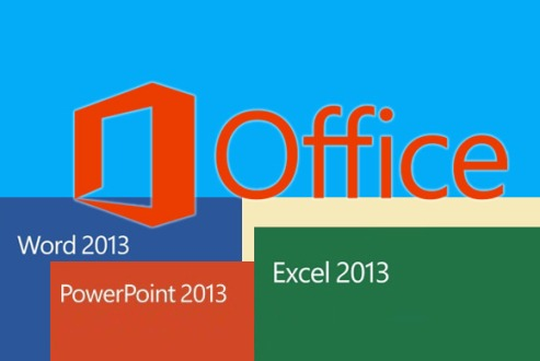 Microsoft Office Suite 2013